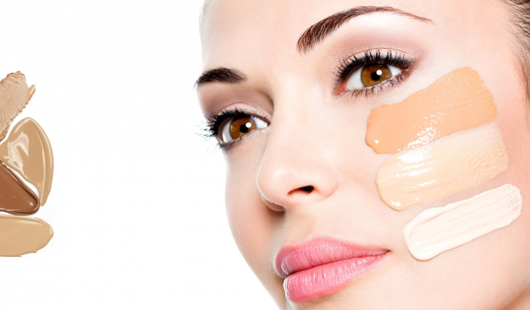 How to correctly use foundation? The most common mistakes