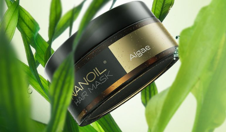Pro hair mask! Nanoil Algae Mask – test the power of marine minerals on your hair!