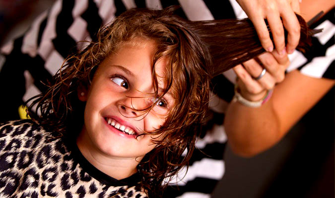 Oil Hair Treatment for Kids. Is it SAFE?